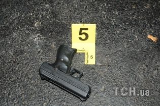 В центре Киева неизвестный подстрелил девушку