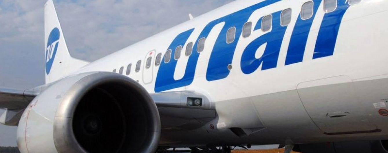 При посадці у Воронежі літак виїхав за межі злітної смуги