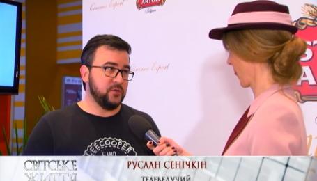 """Руслан Сеничкин похудел во время съемок проекта """"Лучший ресторан"""""""