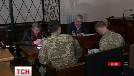 Преподаватель Львовской академии сухопутных войск будет ждать результатов расследования за решоткой