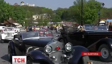 В Каменце-Подольском начался туристический сезон