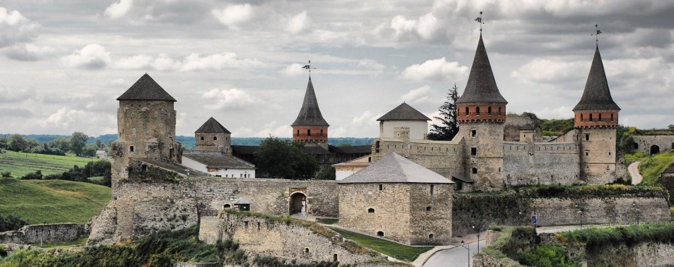 В Каменце-Подольском раскопали уникальную военную башню XVII века