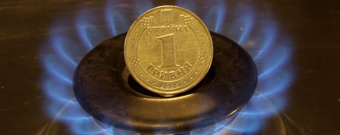 В стоимость газа для населения заложили 50% налогов – глава Нацкомиссии