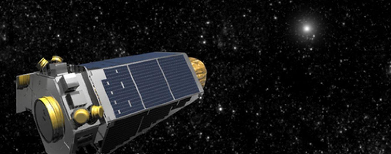 """NASA відновило роботу телескопа """"Кеплер"""""""