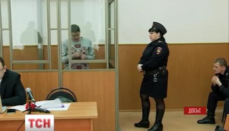 Надежда Савченко может вернуться домой в течение нескольких следующих недель