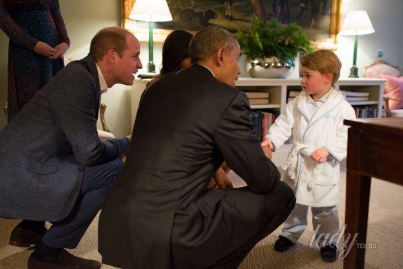 Кембриджи и президент США_7