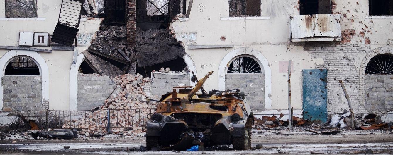Один украинский военный погиб, пятеро - ранены. Сутки на Донбассе