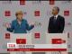 Українське питання обговорять лідери Німеччини, США, Великобританії, Франції та Італїі