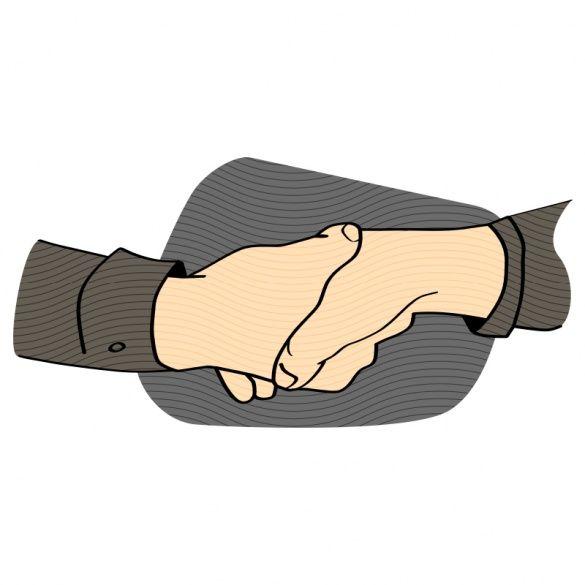Рукостискання, ілюстрації для блогів_5