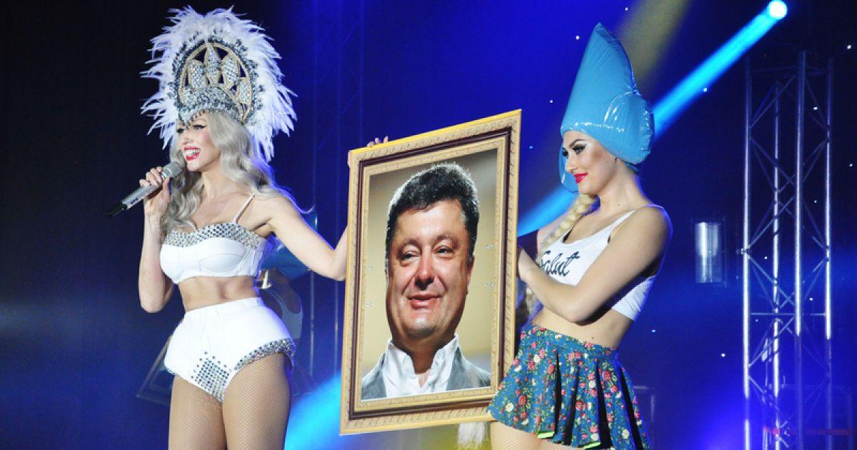 Полякова дала концерти на сході України @ Secret Service