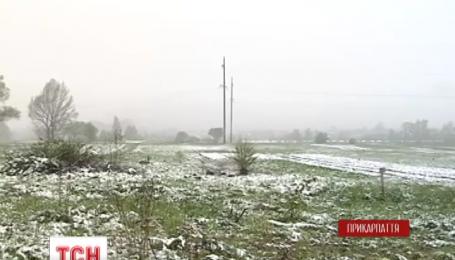 Непогода бушует Украиной