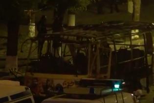 У Єревані в автобусі стався вибух, є загиблі