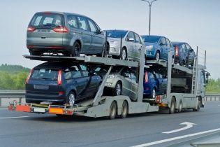 В Україні встановили рекорд з розмитнення вживаних авто