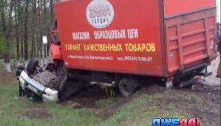 Масштабное ДТП произошло на Харьковщине