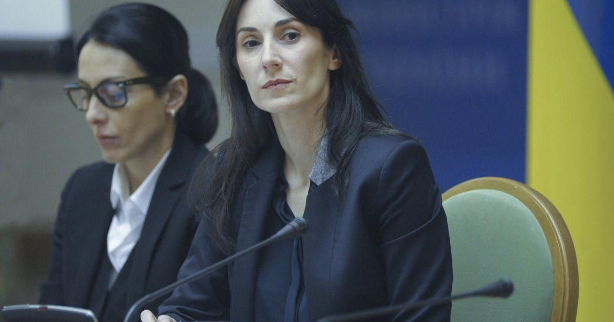 Реформаторка МВС з Грузії відмовилась від паспорта України