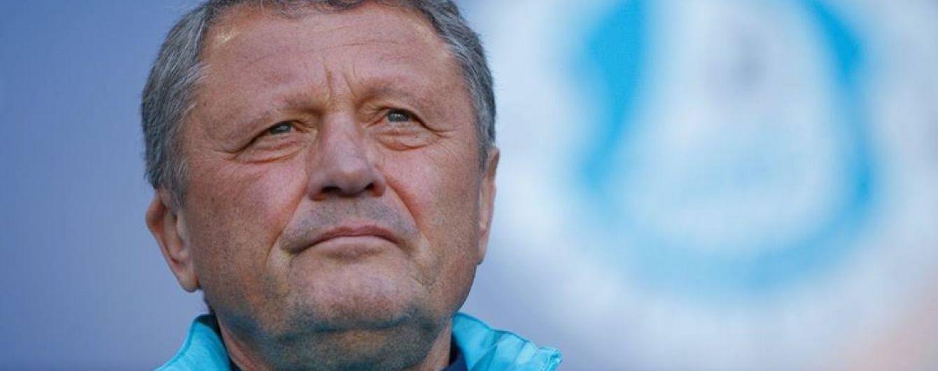 """Тренер """"Дніпра"""" Маркевич подає у відставку"""
