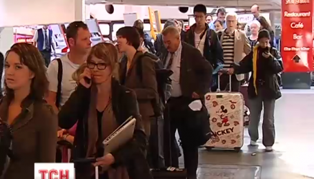 У Німеччині через страйк держслужбовців скасовані сотні авіарейсів