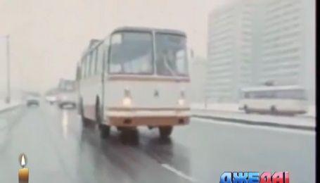 Катастрофа на Чернобыльской атомной электростанции глазами водителей