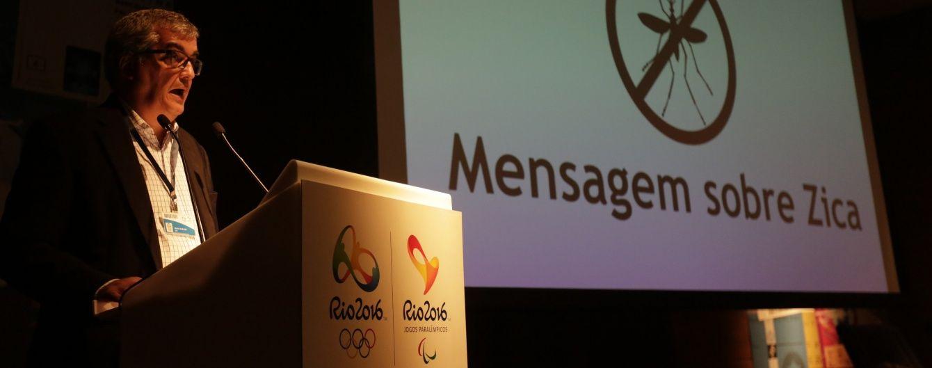 ВООЗ відмовилась переносити Олімпіаду в Ріо через небезпечний вірус Зіка