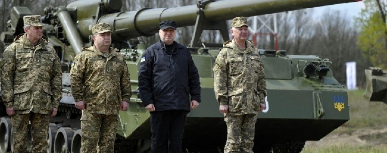 """Надшвидка """"Фурія"""" і підводний танк """"Оплот"""": на полігоні презентували новітню українську зброю"""