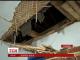 Через брак коштів на Львівщині діти вчаться в школі, що перебуває в аварійному стані