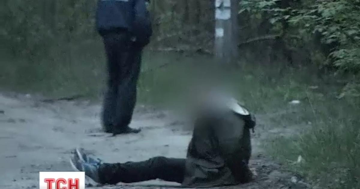 """Подробиці стрілянини під Києвом: спецпідрозділ """"Корд"""" на кількох авто прочісував місцевість"""