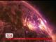 Детальне відео спалаху на сонці оприлюднило НАСА