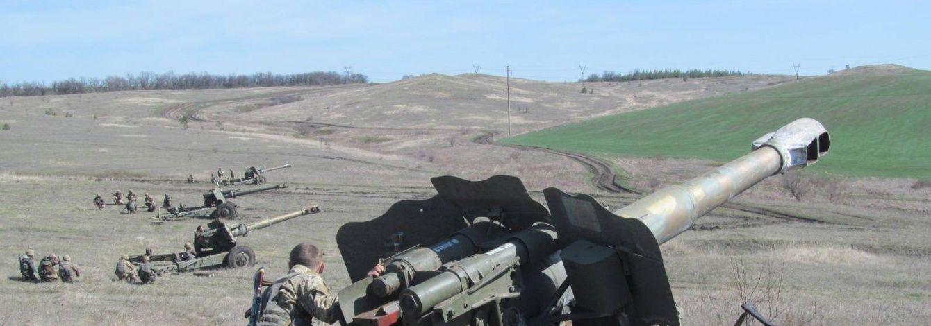 Бойовики 29 разів обстріляли українських військових за добу. Хроніка АТО
