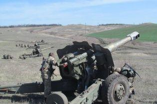 Бойовики на Донбасі декілька разів відкривали неприцільний вогонь по позиціях сил АТО
