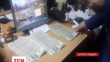На Днепропетровщине на горячем поймали судью-взяточника