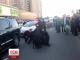 Водій позашляховика влаштував бійку з поліцейськими