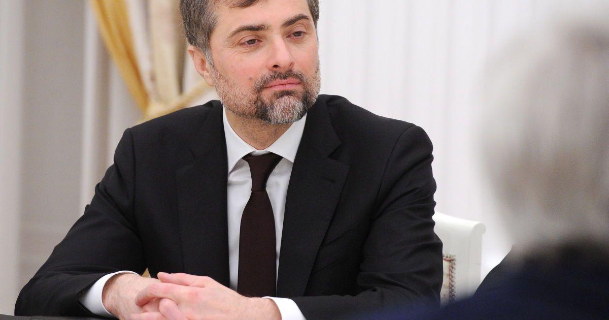 """Українські хакери стверджують, що зламали пошту Суркова та викрили """"злочинні плани Путіна"""""""