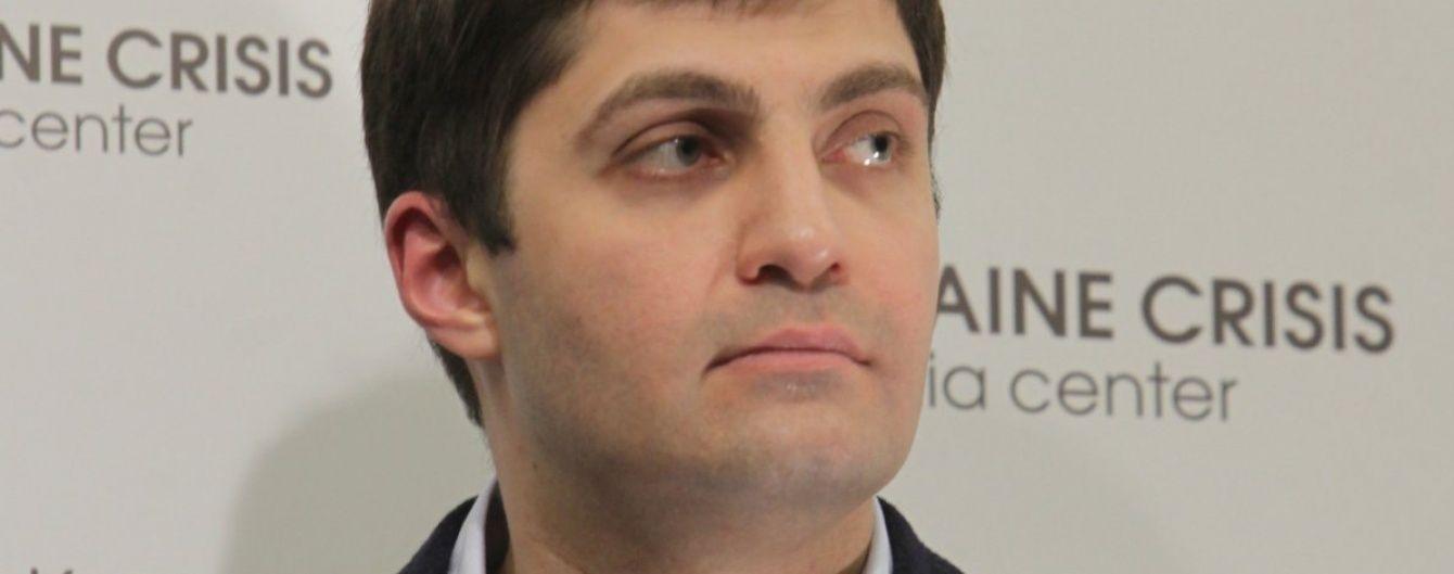 Луценко не має наміру поновлювати Сакварелідзе на посаді в Генпрокуратурі