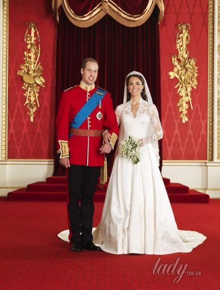 Свадьба Кембриджей