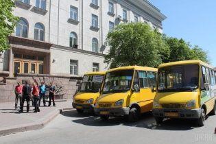 Черкасским водителям маршруток запретили включать музыку