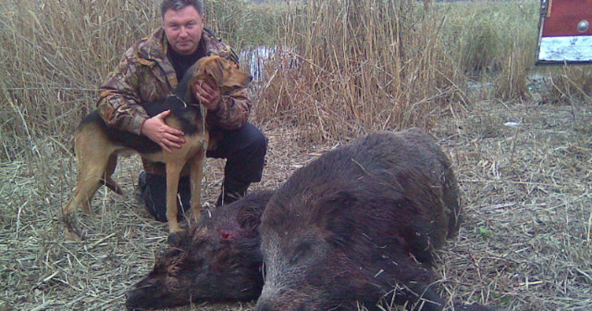 Судячи з фото у соцмережах, Гарбуз полюбляє полювання @ ok.ru/Юрій Гарбуз