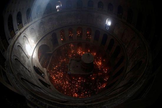 РПЦ виступила з ультиматумом до Єрусалимського патріархату