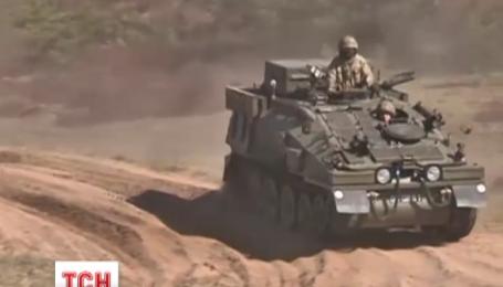 Четыре тысячи военных НАТО защитят границы Польши и стран Балтии с Россией