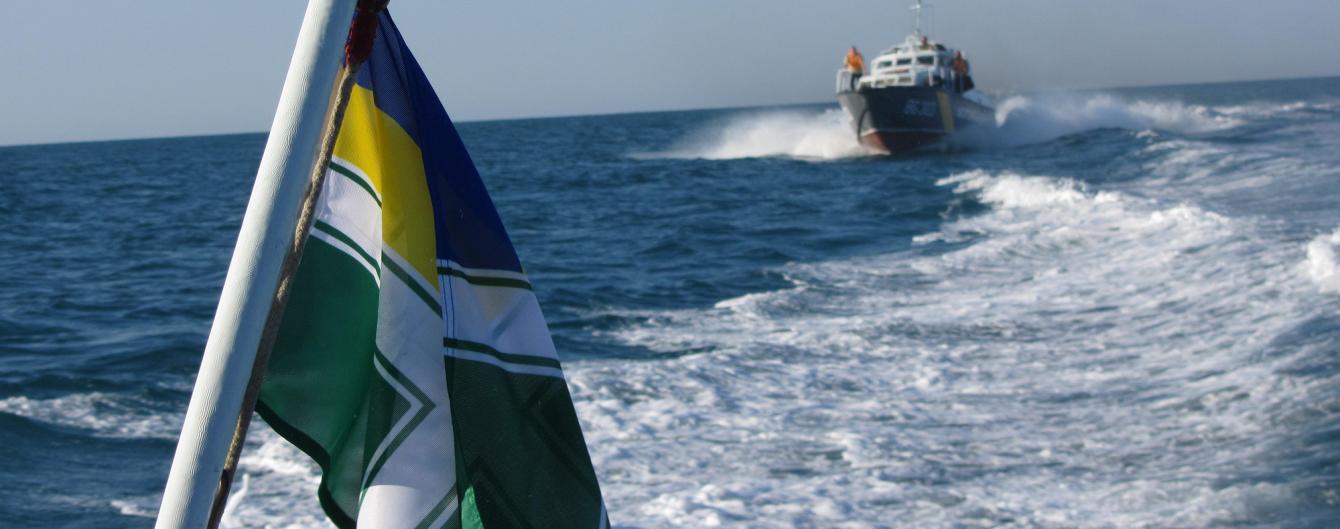 В Госпогранслужбе опровергли задержание российской ФСБ судов в Азовском море