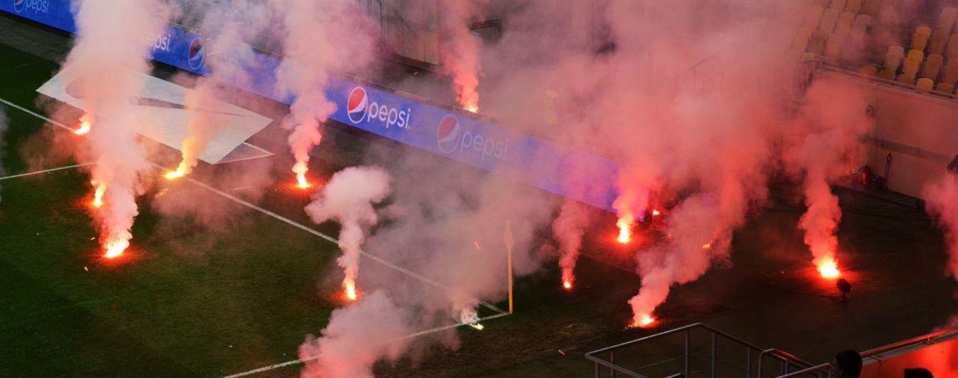 """СБУ побоюється за безпеку на стадіоні під час матчу """"Карпат"""" із """"Шахтарем"""""""
