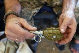 На Закарпатье во дворе местного депутата взорвали гранату