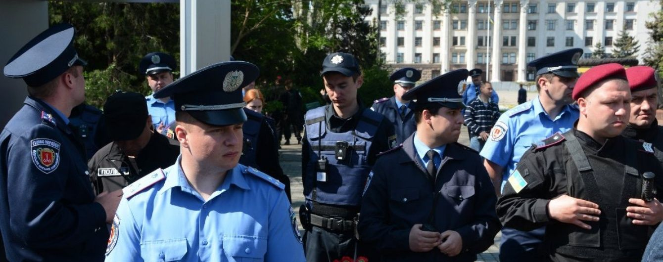Ситуацію в Одесі продовжать контролювати кілька тисяч поліцейських – Деканоїдзе