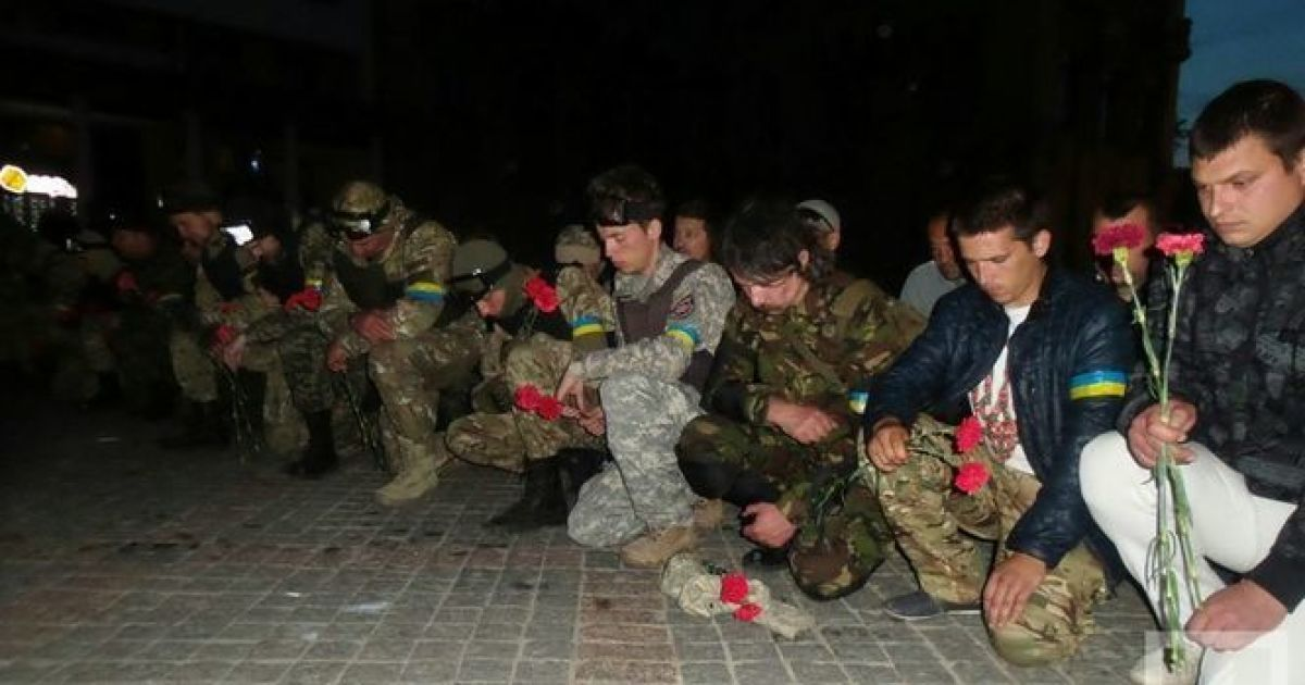 """В Одесі помолилися за жертв трагедії """"2 травня"""" @ Первый городской"""