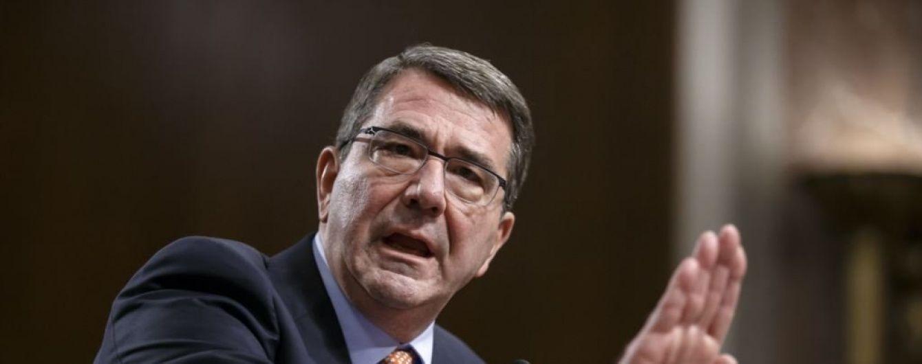 Пентагон попередив Росію, що буде протистояти спробам підірвати світовий порядок