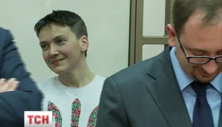 Процедура передачі Надії Савченко відбуватиметься в прискореному режимі