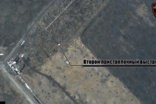 У Мережі показали, як бійці АТО за допомогою безпілотників знищують ворожі позиції