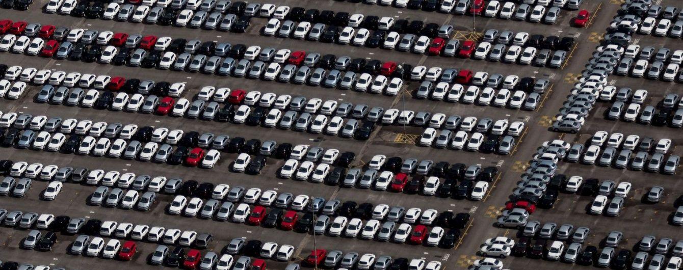 Верховная Рада снизила акцизы на импорт подержанных автомобилей