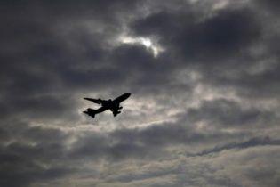 Через негоду літак із пораненими бійцями АТО не долетів до Львова