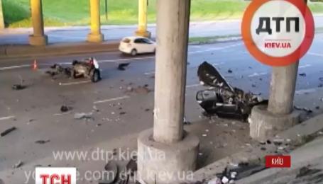 Двое украинских автогонщиков погибли в аварии в столице