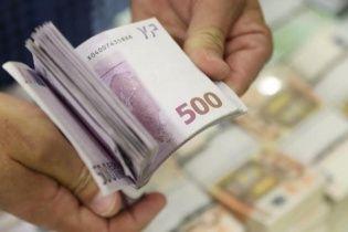 Европейцев ждут новые банкноты в 100 и 200 евро